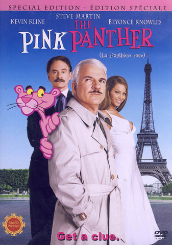 The Pink Panther (Special Edition) (Bilingual) DVD Movie