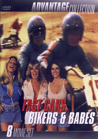 Fast Cars, Bikers & Babes (Advantage Collection) (Boxset) DVD Movie