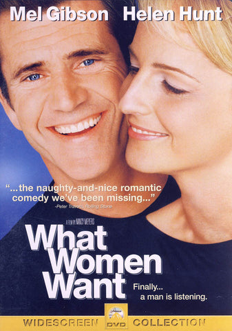 What Women Want (Widescreen) DVD Movie