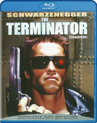 The Terminator (Bilingual) (Blu-ray) BLU-RAY Movie