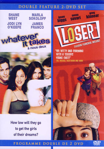 Whatever It Takes / Loser (Double Feature) (Bilingual) DVD Movie