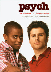 Psych: The Complete Third Season (slipcase)(Boxset)