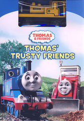 Thomas and Friends - Thomas' Trusty Friends (With Toy Train) (Boxset)