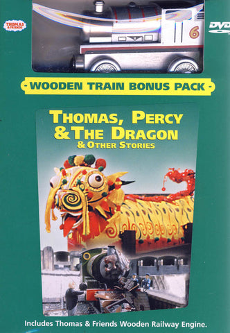 Thomas and Friends - Thomas, Percy & the Dragon & Other Stories (with Toy) (Boxset) DVD Movie