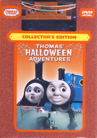 Thomas and Friends: Thomas Halloween Adventures - Collector's Edition (With Toy) (Boxset) DVD Movie
