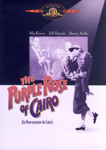The Purple Rose of Cairo (MGM) (Bilingual) DVD Movie
