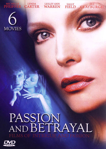 Passion And Betrayal DVD Movie