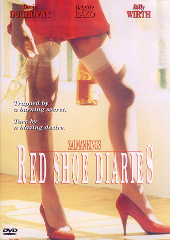 Red Shoe Diaries (Yellow Cover) DVD Movie