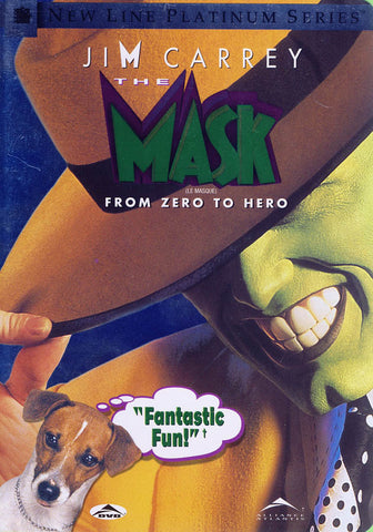 The Mask (Bilingual) (ALL) DVD Movie