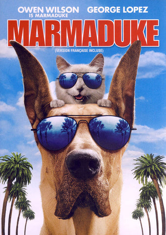 Marmaduke (Bilingual) DVD Movie