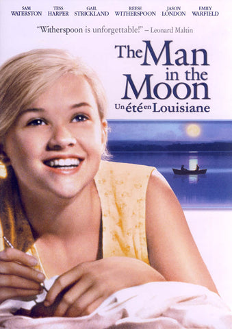 The Man In The Moon (Bilingual) (White Cover) DVD Movie