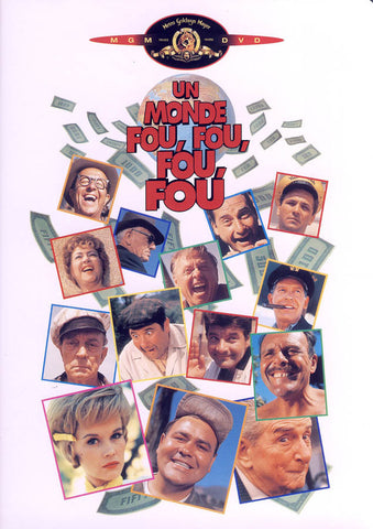 Un Monde Fou, Fou, Fou, Fou (French Only) DVD Movie