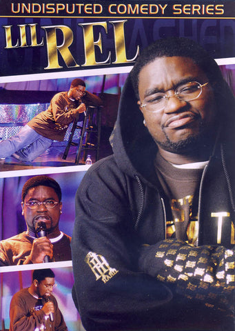 Lil' Rel (Undisputed Comedy Series) DVD Movie