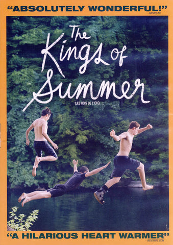 The Kings of Summer (Bilingual) DVD Movie