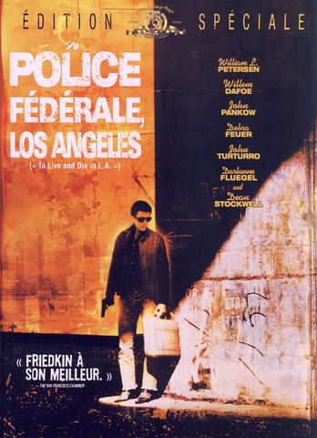 Police Federale, Los Angeles (Edition Speciale) DVD Movie