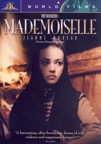 Mademoiselle (Jeanne Moreau) (MGM) (Bilingual) DVD Movie