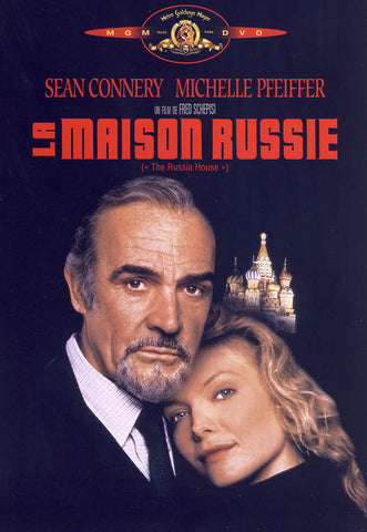 La Maison Russie (Bilingual) DVD Movie