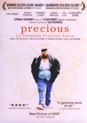 Precious - Based on the Novel Push by Sapphire (Bilingual) DVD Movie