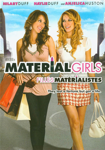 Material Girls (Bilingual) DVD Movie