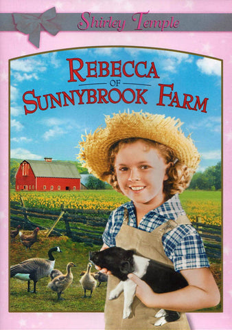 Shirley Temple - Rebecca of Sunnybrook Farm DVD Movie