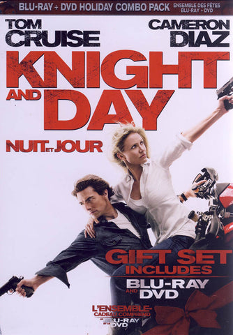Knight and Day (Blu-ray/DVD Holiday Gift Set)(Blu-ray)(Boxset) (Bilingual) BLU-RAY Movie