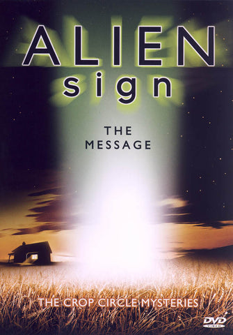 Alien Sign - The Message (CA Version) DVD Movie