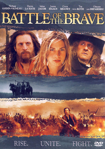 Battle of The Brave (CA Version) DVD Movie