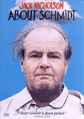 About Schmidt DVD Movie