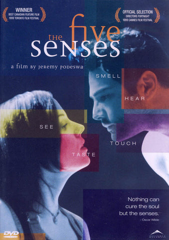The Five Senses (ALL) DVD Movie