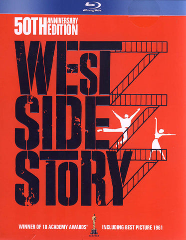 West Side Story - 50th Anniversary Collection (Blu-ray) (Boxset) BLU-RAY Movie