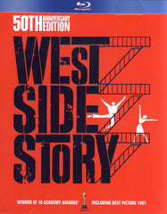 West Side Story - 50th Anniversary Collection (Blu-ray) (Boxset)