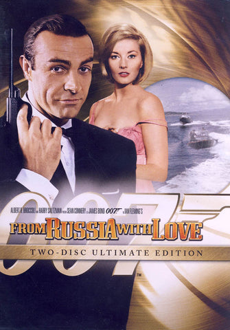 From Russia with Love (Two-Disc Ultimate Edition) DVD Movie