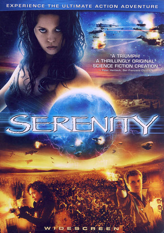 Serenity (Widescreen) (Bilingual) DVD Movie