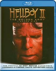 Hellboy II: The Golden Army (Blu-ray) (Bilingual)