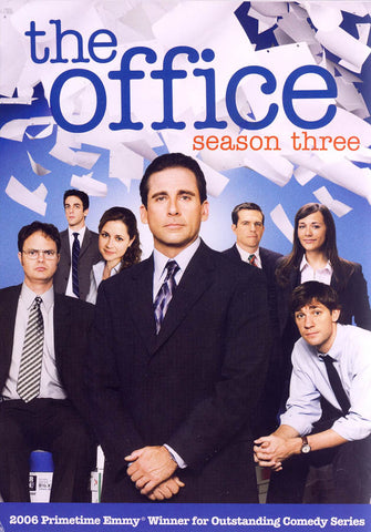 The Office - Season Three (3) (Boxset) (CA Version) DVD Movie