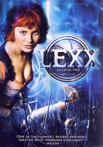 Lexx - Season Two (2) (Boxset) (5-Disc Set) DVD Movie