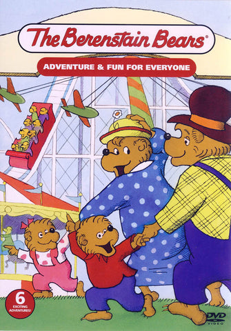 The Berenstain Bears - Adventure & Fun for Everyone DVD Movie