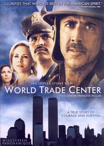 World Trade Center (Widescreen Edition) (Bilingual) DVD Movie