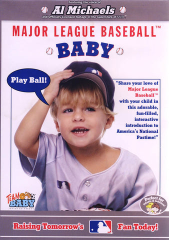 Major League Baseball Baby DVD Movie