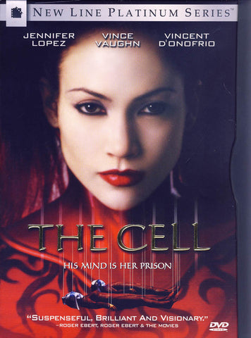 The Cell (New Line Platnum Series) (Snapcase) DVD Movie