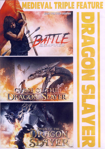 Dragonslayer - Medieval Triple Feature DVD Movie
