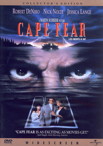 Cape Fear (Widescreen Collector s Edition) (Bilingual) DVD Movie
