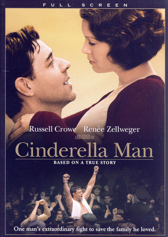 Cinderella Man (Full Screen Edition) (Bilingual) DVD Movie
