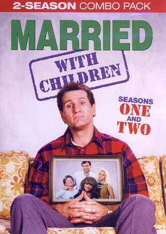 Married With Children - Season One (1) and Two (2) DVD Movie