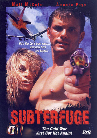Subterfuge DVD Movie