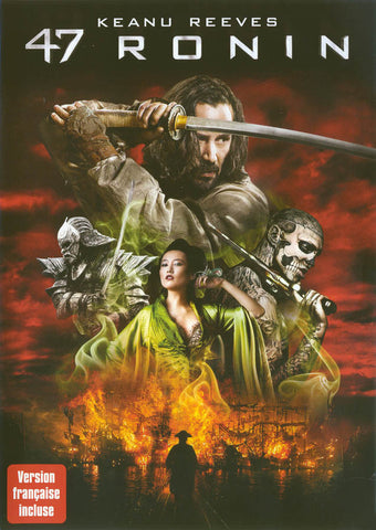 47 Ronin (Bilingual) DVD Movie