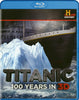 Titanic - 100 Years In 3D (Blu-ray) BLU-RAY Movie