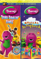 Barney (Dino Dancin Tunes / Musical Scrapbook) (Double Feature)
