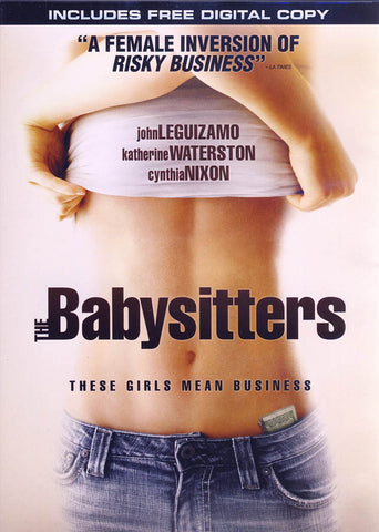 The Babysitters (Includes Free Digital Copy) DVD Movie
