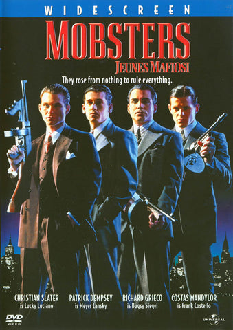 Mobsters (Widescreen) (Bilingual) DVD Movie